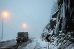 İran'da yoğun kar yağısı başladı