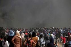 إصابة أكثر من 50 في مظاهرات العودة