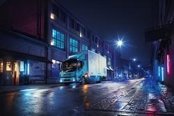 ولوو اولین کامیون تمام برقی خود را تولید کرد