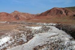 گنبد نمکی قم یکی از زیباترین گنبدهای جهان