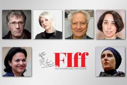 حضور ۶ مهمان ویژه دیگر در جشنواره جهانی فیلم فجر