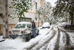 ورود سامانه بارشی سرد به البرز/پیشبینی بارش برف و باران