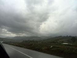 ورود سامانه جدید بارشی از شنبه/وضعیت جوی روز جمعه