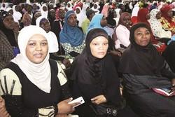 دیدار جمعی از مسلمانان زیمباوه بامعاون رییس جمهور