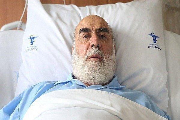 رئیس دفتر رهبر انقلاب در بیمارستان بستری شد ,