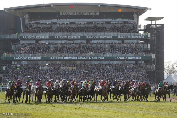 مسابقات اسب سواری اینتری در انگلیس