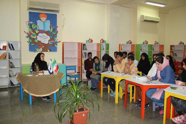 مطالعه زمینهساز رشد ادبی کودکان و نوجوانان است