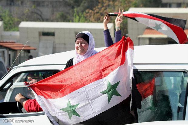 اسد؛ پیروز حمله آمریکا و متحدانش به سوریه