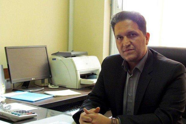 سید محسن طباطبائیان مدیر جهاد کشاورزی دامغان - کراپشده