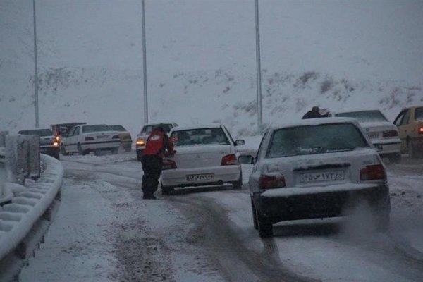 آماده باش تیم های واکنش سریع و امداد و نجات جمعیت خراسان شمالی