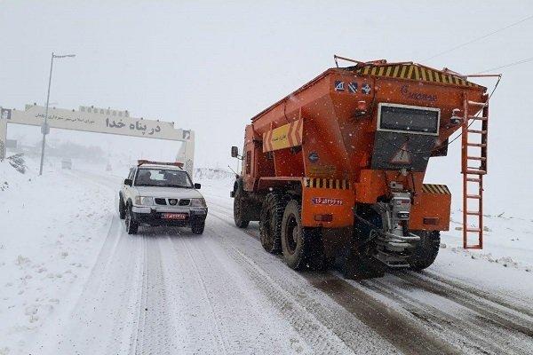 2759504 - برف و باران در کشور / وضعیت جاده های کشور