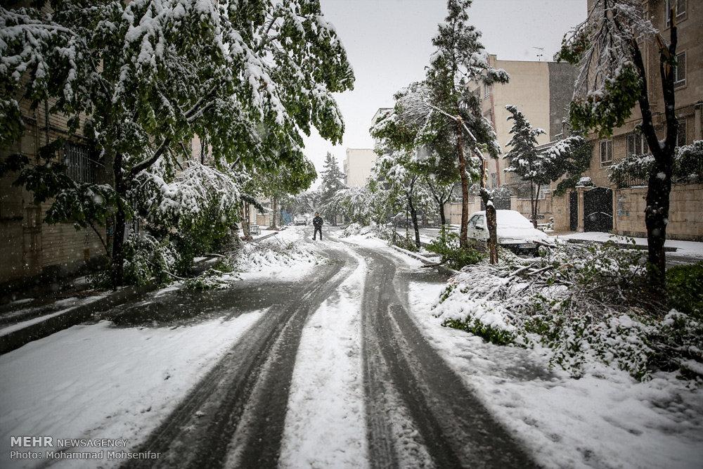 2759919 - برف و باران در کشور / وضعیت جاده های کشور