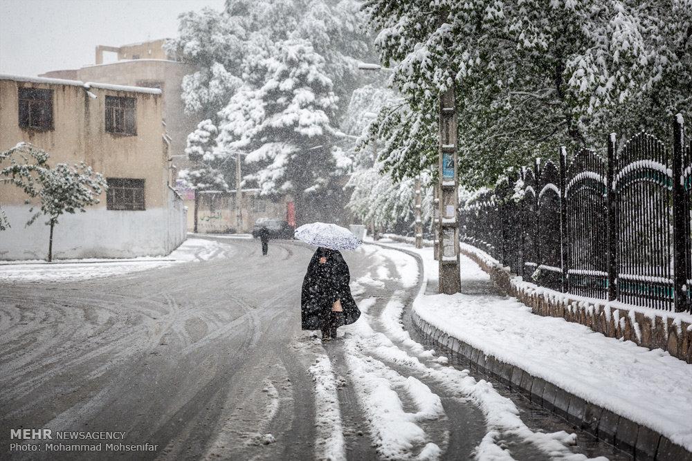 2759924 - برف و باران در کشور / وضعیت جاده های کشور