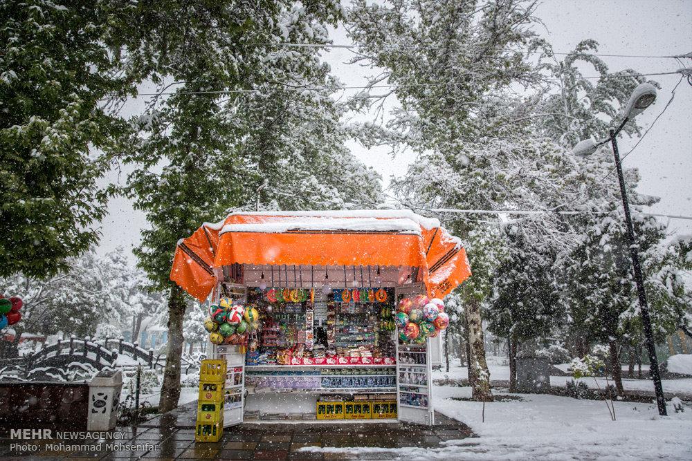 2759933 - برف و باران در کشور / وضعیت جاده های کشور