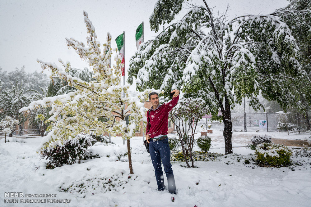 2759934 - برف و باران در کشور / وضعیت جاده های کشور