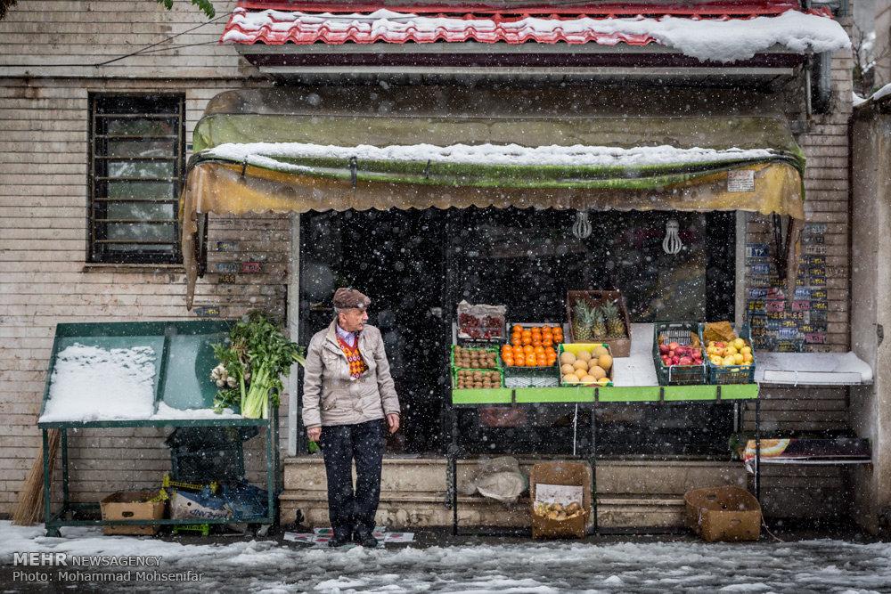 2759940 - برف و باران در کشور / وضعیت جاده های کشور