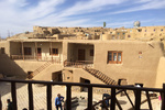 رونق گردشگری در «کلاته خیج» از احیای یک خانه شروع شد