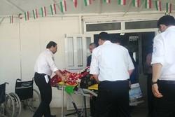 18 مصابا إثر عاصفة ضربت طهران الليلة الماضية