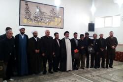 دیدار اساتید دانشگاه «رادن فتح» اندونزی با نماینده ولیفقیه در لرستان