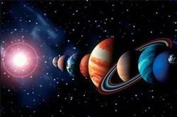 ماه و ۲ سیاره دیگر همنشین می شوند