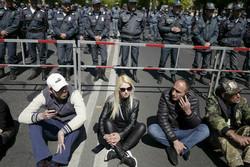 اعتراضات ارمنستان