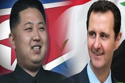 رهبر کره شمالی بشار اسد
