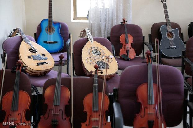 تعليم الموسيقى في اليمن