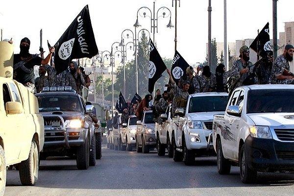 """العراق يعلن مقتل 36 مسلحا من """"داعش"""" في الغارة الجوية داخل سوريا"""