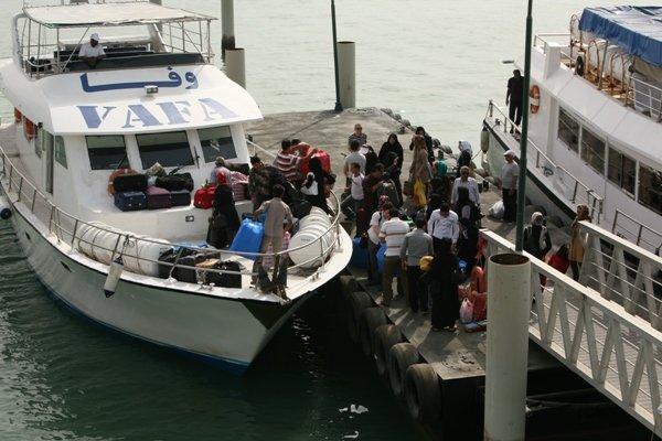 امکان سفر دریایی به شارجه/ راه اندازی خط دریایی قشم-عمان