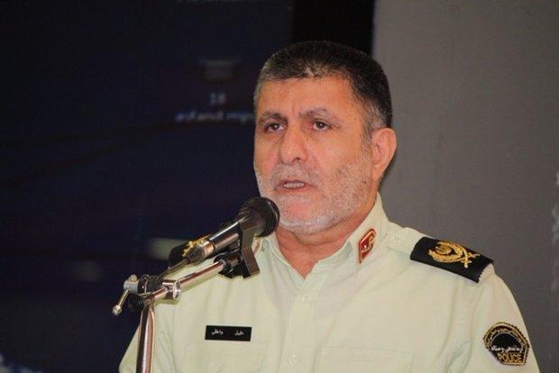 افزایش کشفیات مواد مخدر در استان بوشهر/ وقوع جرایم خشن کاهش یافت