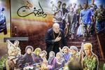 مراسم تجلیل از عوامل سریال پایتخت ۵