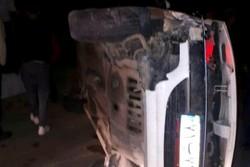 سانحه رانندگی در محور خوی – چالدران ۵ کشته بر جای گذاشت