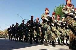 مراسم رژه نیروهای مسلح در بوشهر برگزار شد