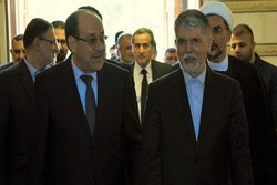 Iran's culture min. meets with former Iraqi PM