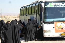 اعزام ۱۸۰ کرمانشاهی به مشهد مقدس/اعزام بیش از ۱۶۰۰ نفر تا رمضان