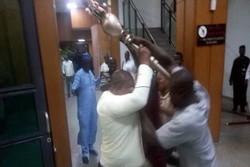 حمله به پارلمان نیجر