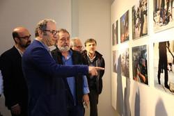 نمایشگاه «انتفاضه» در واکنش به شیطنت صهیونیست ها بر پاشد