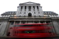 بانک انگلیس نرخ بهره را در ماه می بالا میبرد