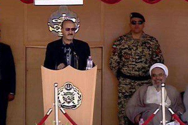 نیروهای مسلح مقتدرانه در خدمت نظام اسلامی هستند