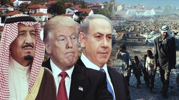 المعارضة السعودية: النظام السعودي تعهد لترامب بتمرير صفقة القرن مقابل العدوان على سوريا