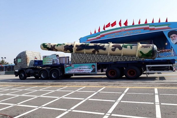 Iran unveils new missile system on Army Day