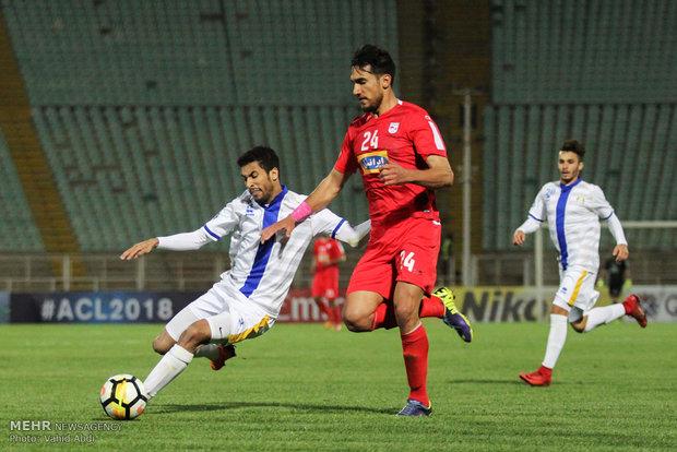Tractor Sazi Tabriz vs Al-Gharafa