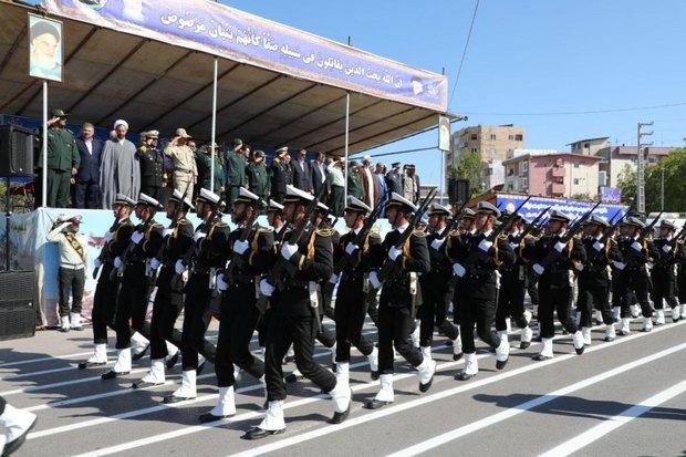 ارتش جمهوری اسلامی ایران برای حفظ تمامیت ارضی آماده است