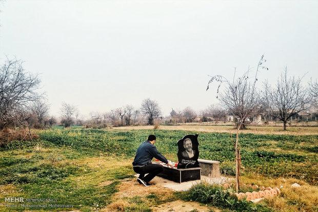 جولة هادئة للعدسة في أطراف ايران