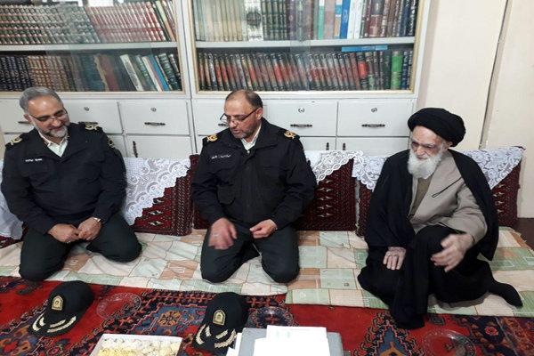 امنیت و آرامش حاکم در ورامین مرهون تلاش پلیس است