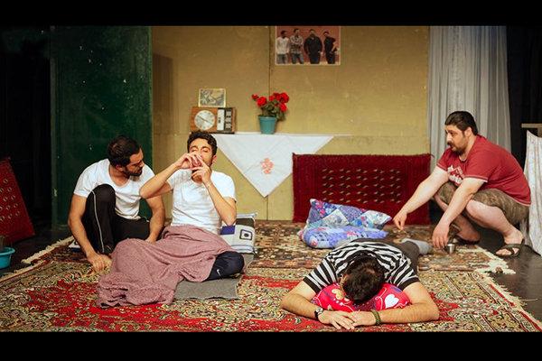 «نظام آباد» ذهن مخاطب را به چالش میکشد/ قصه ۴ جوان در نظام آباد