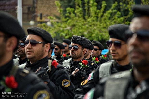 سفرمهم مقام نظامی ایران به پاکستان/نفوذ نافرجام تروریستها به کشور