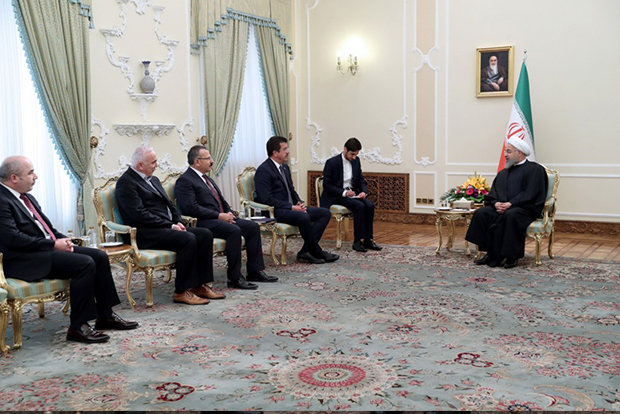 Iran-Turkey ties to benefit regional, intl. peace, stability