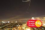 تصاویر مستند ایران از حمله آمریکا و اروپا به سوریه