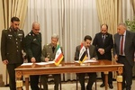 Iran, Iraq sign industrial coop. MoU